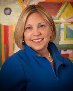 photo of bank director Nancy Wolf